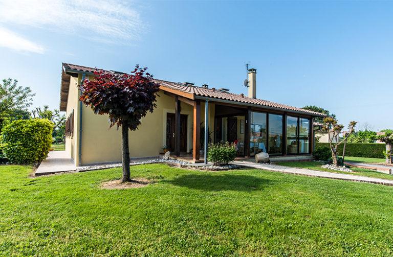 maison à vendre lavilledieu - vue de l'extérieur