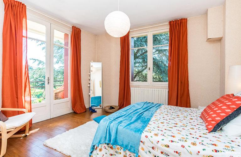 maison à vendre montech - chambre parentale