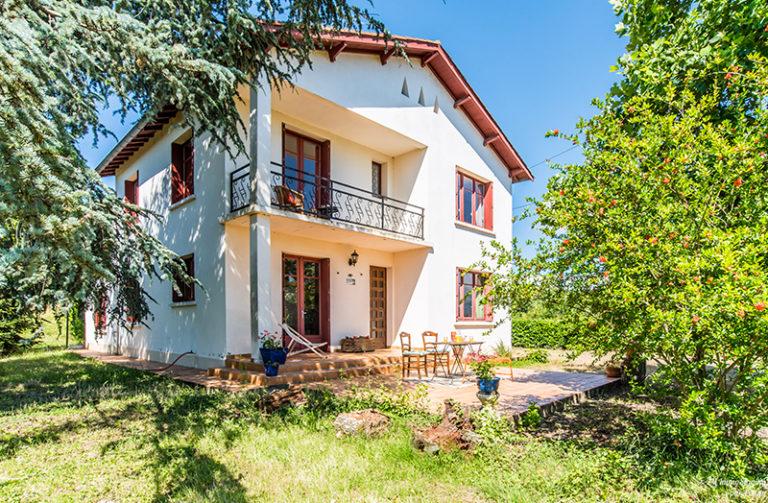 maison à vendre montech - vue extérieure