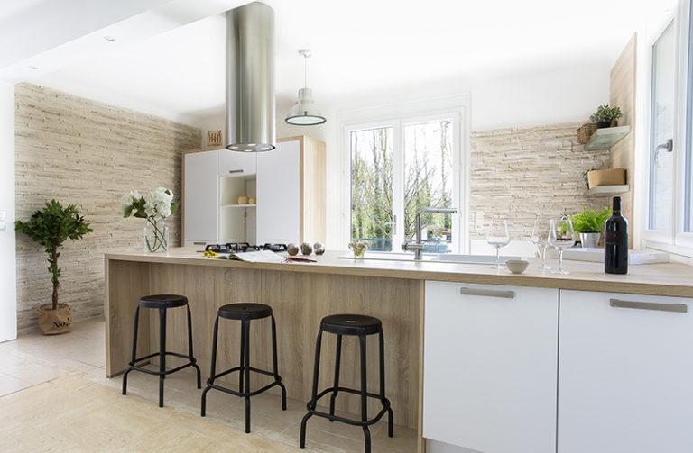 maison à vendre Nègrepelisse - cuisine