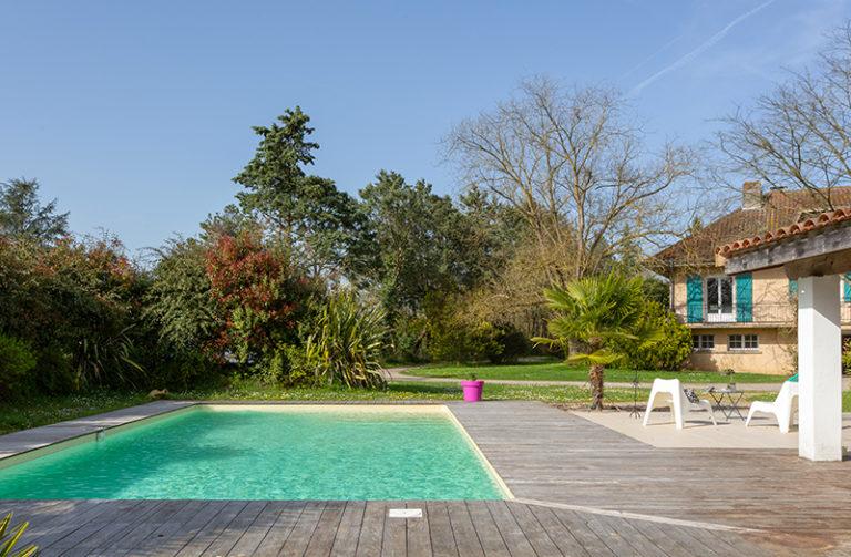 maison à vendre Nègrepelisse - piscine